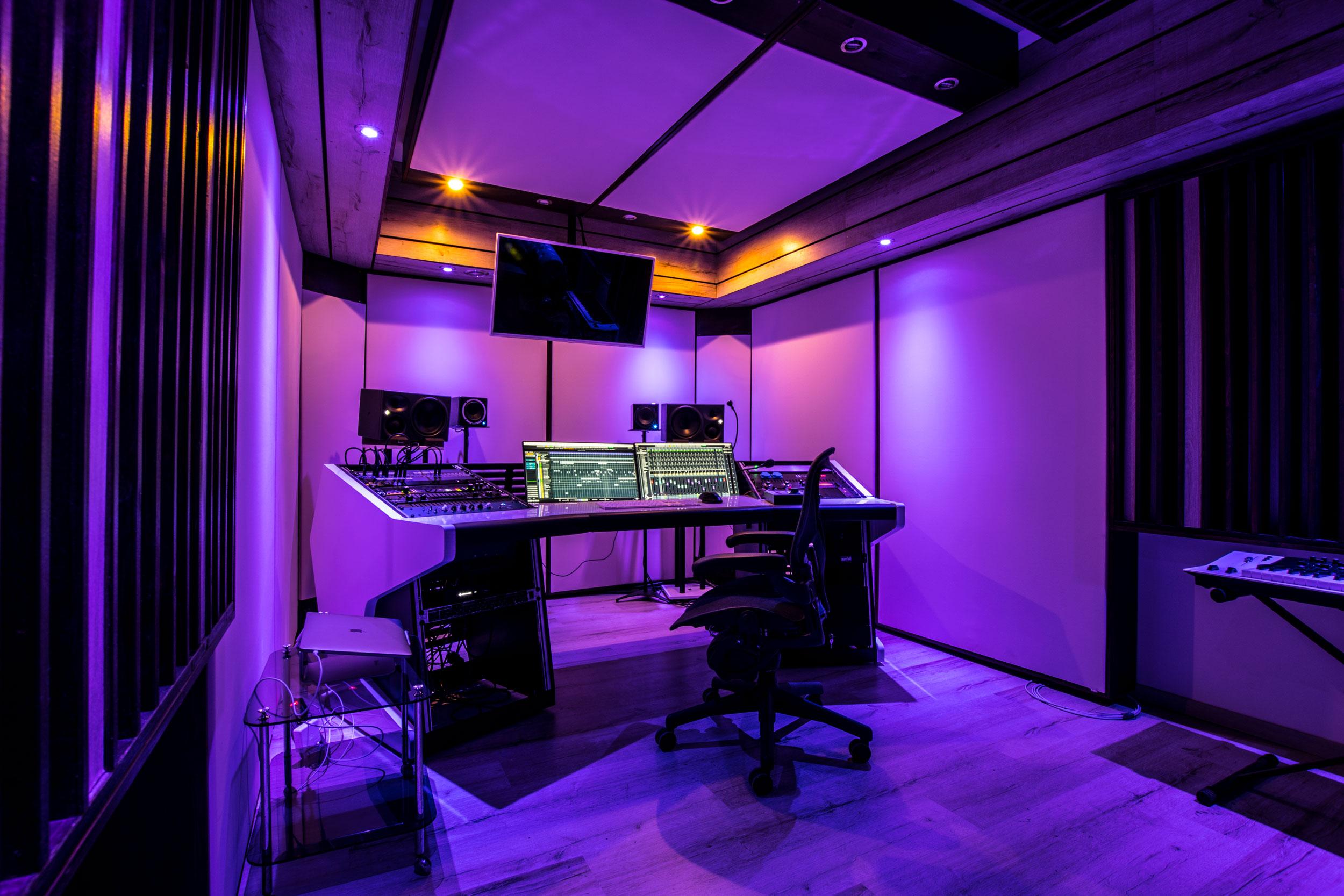 Regie Mix Mastering Raum Studio Berlin