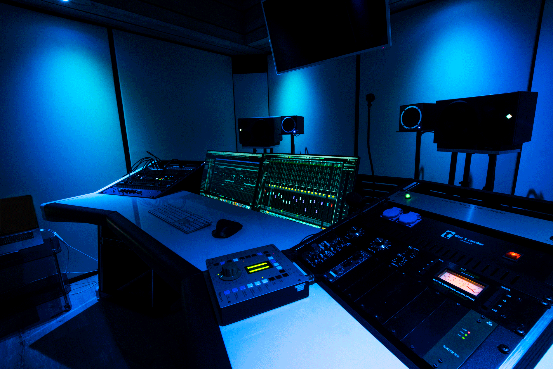 Berlin Kreuzberg Tonstudio